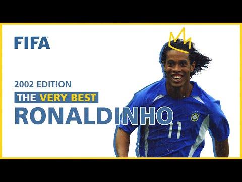 Ronaldinho | Korea/Japan 2002 | The Very Best