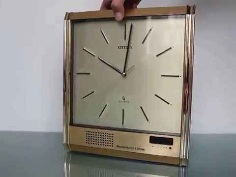Instructions for quad and rhythm battery chiming clock movements.