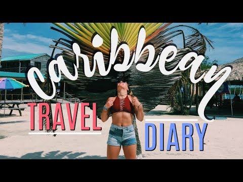 WESTERN CARIBBEAN CRUISE TRAVEL DIARY! Carnival Dream
