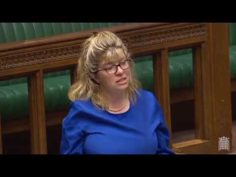 Maria Caulfield MP supporting High Street Business