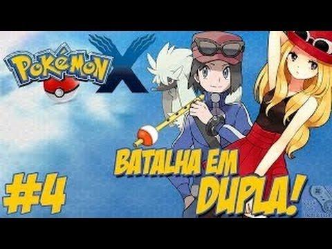 # 4 Episodio Pokémon X/Seguindo Para Ambrette Town/Amulet Coin/Parfamu Palace/Enterrupições Do Vídeo