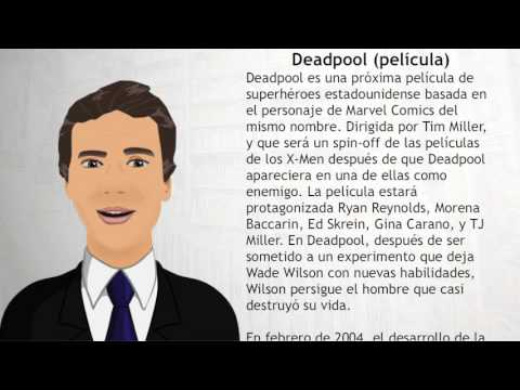 Deadpool película - Wiki Videos