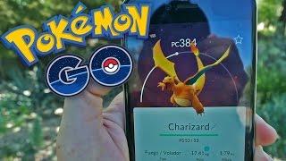 EL NIDO DE CHARIZARD! Pokemon GO - [LuzuGames]