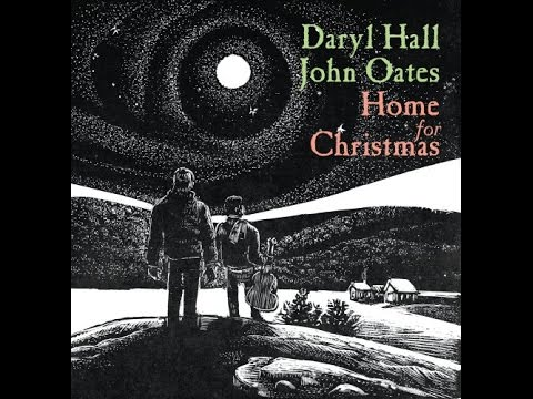 Hall & Oates - It Came Upon A Midnight Clear