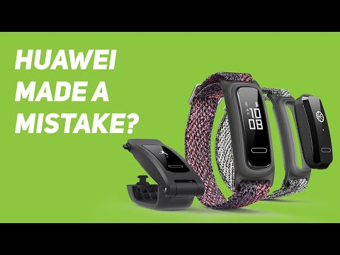 Huawei Band 4e Review 2019 + Giveaway - Watch This Before You Buy!
