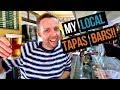 Madrid Tapas Crawl in MY Neighbourhood (6 Stops)