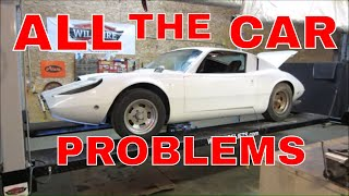 Tearing Down My Barn Find Kit Amante GT Kit Car