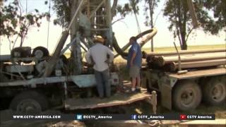 California farmers impacted by the water crisis