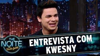 Entrevista com Kwesny | The Noite (18/08/17)