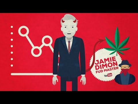 FUD Master Jamie Dimon, China Bitcoin Ban and the unstoppable blockchain revolution