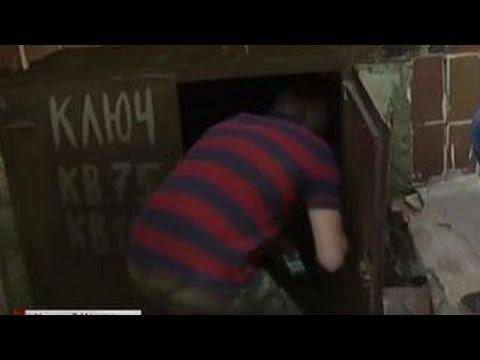 В Нижнем Новгороде грабители сделали подкоп под банк, переждали и просто забрали деньги