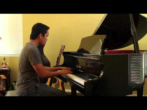 """Valentine"" by Kina Grannis (Piano Cover)"