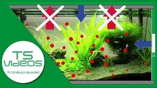 Wasserwechsel im Aquarium - TSVideos