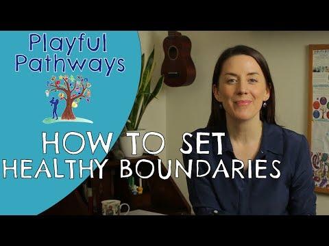 BOUNDARIES & DISCIPLINE: How to set healthy boundaries for your children