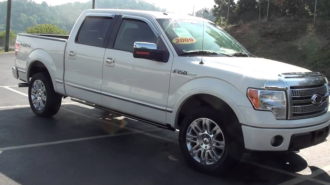 for sale 2009 ford f 150 platinum 36k miles stk p5748 youtube. Black Bedroom Furniture Sets. Home Design Ideas