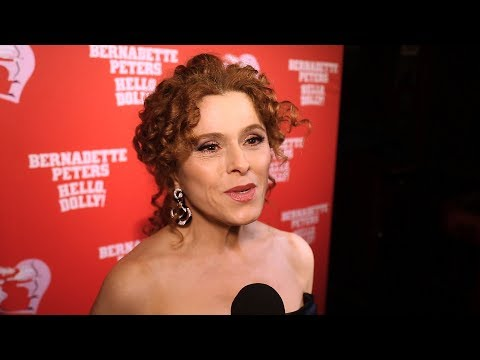 Hit the Red Carpet with HELLO, DOLLY!'s Bernadette Peters