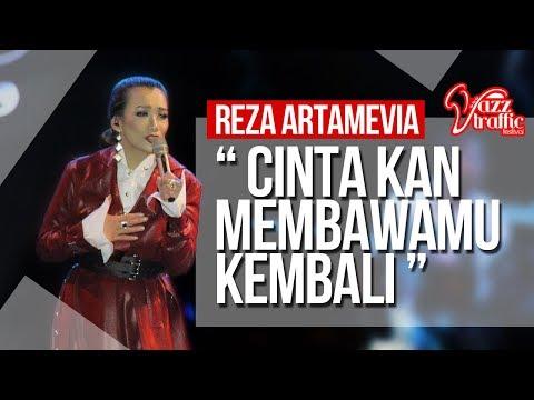 Jazz Traffic 2018 : Reza Artamevia - Cinta kan Membawamu Kembali [LIVE HD]
