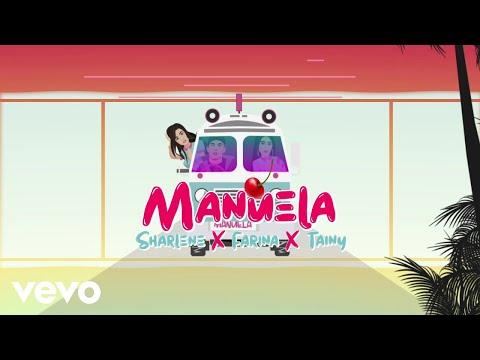 Sharlene, Farina, Tainy – Manuela (Letra)