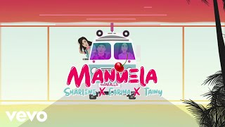 Sharlene, Farina, Tainy - Manuela (Lyric Video)