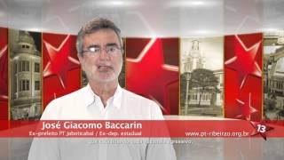 PT 35 Anos - José Giacomo Baccarin