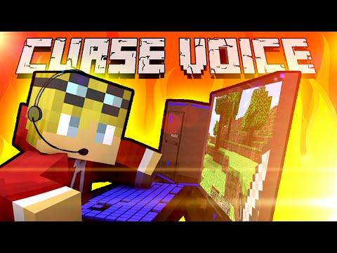 Minecraft With Curse Voice!