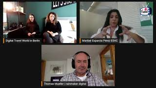Digital Travel Show - Sustainability in travel - 5th March 2020 - part 1
