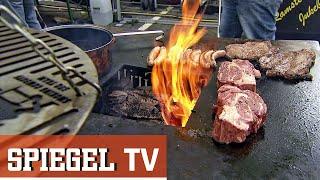 Feuer, Glut und heiße Rippchen: Grillnation Deutschland (SPIEGEL TV Doku)