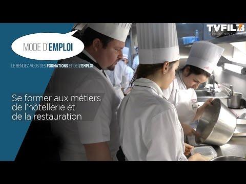Mode D'emploi – Se Former Aux Métiers De L'hôtellerie Et De La Restauration