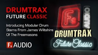 F9 Audio Drumtrax Future Classic Drum Stems - OUT NOW