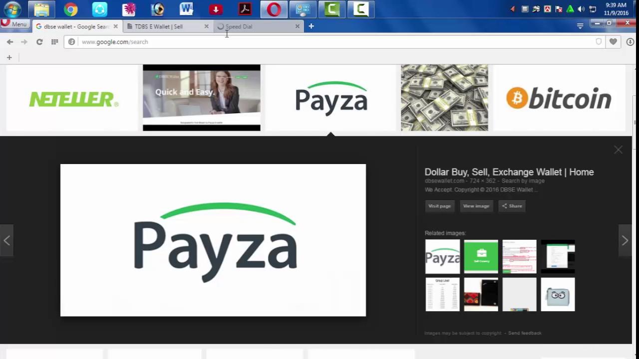 payza Skrill PM Neteller US Dollar to Bakash