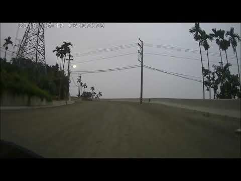 (159甲)大華公路 半天岩山路拓寬工程 1.上山路程