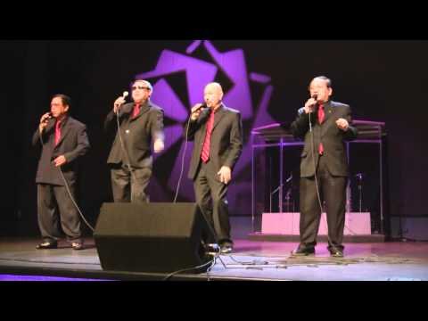 The Classic Harmony; Fenny, Sal, Bob and Edgar Perform at Halo-Halo Holiday Special Concert