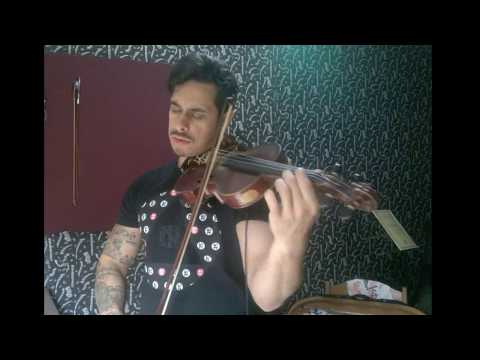 Lily Allen - Somewhere Only We Know by Douglas Mendes Violin Cover