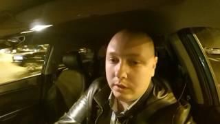 Рабочая ночь Петербургского таксиста \