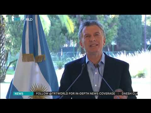 Argentina and IMF agree on accelerated loan payout: Macri