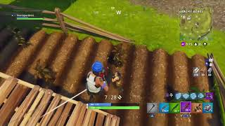 How i get wins in solo (Fortnite Battle Royale