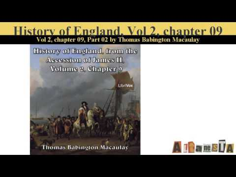 The History of England, from the Accession of James II - (Volume 2, Chapter 09)