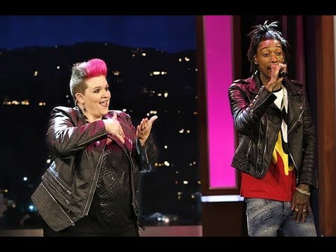 Fred And Angi - Twista's Sign Language Interpreter Is The Real MVP