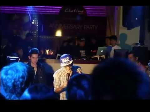Chatime Cambodia Event Beatbox Cambodia Performance