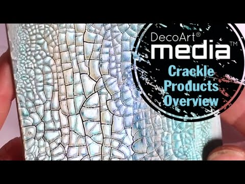 Overview of Media Crackle Products