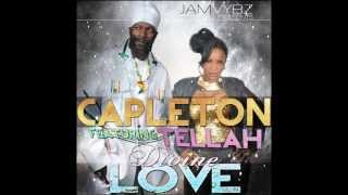 CAPLETON FT TELLAH - DIVINE LOVE | SINGLE | MAY 2013 |