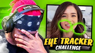 EYE TRACKER CHALLENGE (Respect Women Edition)