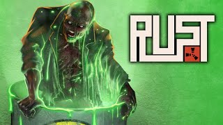 SUPER RADIATION POISONING ★ Rust (7): Survival Games
