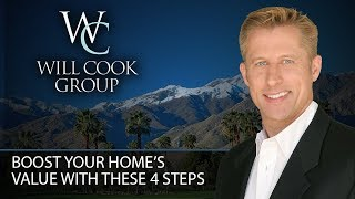 Palm Springs Real Estate Agent: Boost Your Home's Value With These 4 Steps