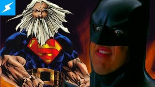Superman Cremated Himself and Batman??   Desk of DEATH Battle