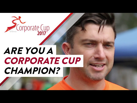 2017 Corporate Cup Adelaide - Run or Walk 7 Series Sport Event.