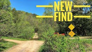 Free Dispersed Camping oฑ Abes Run Rd, Monongahela NF, WV