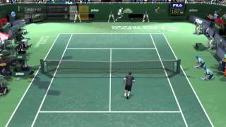 Dolphin Emulator 4.0.1 | Virtua Tennis 2009 (NEW PC) [1080p HD] | Nintendo Wii