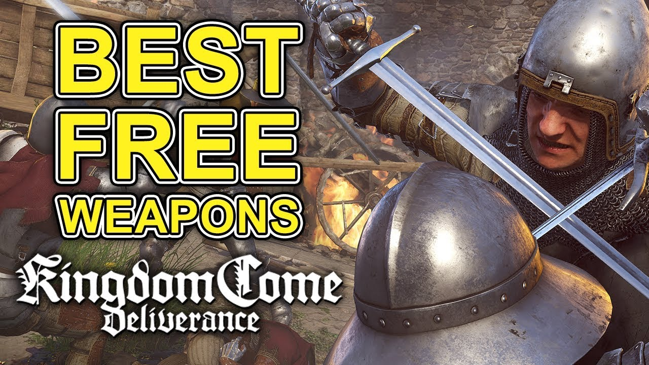 kingdom come deliverance how to draw your weapon