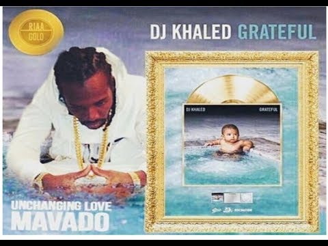 Mavado Unchanging Love reach more than a million streams on Spotify  Greatful Album  Certified Gold